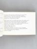 Carnet d'une drôlesse du Port de la Lune. Bordeaux 1960-1966 [ Avec : ] Carnet d'une drôlesse du Port de la Lune. 1960-1965 CD [ Avec : ] 4 L.A.S.. ...