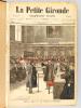La Petite Gironde. Supplément illustré. 1e Année - Année 1898 complète. [ 46 Numéros, du N° 1 du 13 février 1898 au n° 46 du 25 décembre 1898 ]. ...