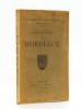 Quelques Notes sur Bordeaux [ Edition originale ] XLIe Congrès des Sociétés Savantes, Bordeaux, Avril 1903. Anonyme