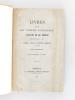 Livres payés en vente publique 1000 fr. et au-dessus depuis 1866 jusqu'à ce jour. Aperçu sur la vente Perkins à Londres. Etude bibliographique [ ...