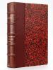La Réforme allemande et la Littérature française. Recherches sur la notoriété de Luther en France [ Edition originale ]. MOORE, W. G.