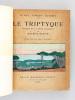 Le Triptyque. Poèmes de la Côte d'Argent par Maurice Martin. MARTIN, Maurice ; (RAMEAU, Jean)