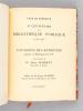 IIe Centenaire de la Bibliothèque Publique 1736-1936 . Catalogue de l'Exposition. Ville de Bordeaux.. VILLE DE BORDEAUX ; DACIER, Emile