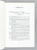 Cinq siècles de Cartes à jouer en France. Bulletin du Vieux Papier. Fascicule 205. Septembre 1963. Collectif ; Bibliothèque Nationale