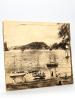 Lot de 6 cartes postales géantes de Libourne : Le Tertre de Fronsac et les bords de la Dordogne (vue prise des allées Souchet) ; Clocher de l'Eglise ...