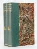 Histoire des Derniers Jours de la Grande Armée ou Souvenirs, documents et Correspondance inédite de Napoléon en 1814 et 1815 (2 Tomes - Complet). ...