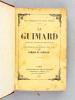 La Guimard d'après les registres des Menus-Plaisir, de la Bibliothèque de l'Opéra, etc. etc.. GONCOURT, Edmond de