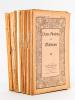 Le Bibliophile Français. [ Lot de 38 catalogues du n° 272 du 7 mars 1936 au 313 de 1950 ] Livres Anciens et Modernes. Librairie Emile Nourry puis ...