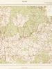 Arlon 1 : 40.000 Sonderausgabe VII 1941 Nur für Dienstgebrauch. Belgien Blatt Nr 68  [ German military map - Arlon, Belgique (Belgien - Belgium) ] . ...