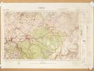 Limbourg 1 : 40.000 Sonderausgabe VII 1941 Nur für Dienstgebrauch. Belgien Blatt Nr 43  [ German military map - Limbourg ] . Collectif