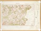 Neufchateau 1 : 40.000 Sonderausgabe VII 1941 Nur für Dienstgebrauch. Belgien Blatt Nr 65  [ German military map - Neufchateau, Belgique (Belgien - ...