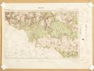 Bouillon 1 : 40.000 Sonderausgabe VII 1941 Nur für Dienstgebrauch. Belgien Blatt Nr 67  [ German military map - Bouillon, Belgique (Belgien - Belgium) ...