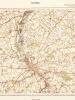 Tournai 1 : 40.000 Sonderausgabe VII 1941 Nur für Dienstgebrauch. Belgien Blatt Nr 37  [ German military map - Bouillon, Belgique (Belgien - Belgium) ...