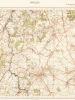 Nivelles 1 : 40.000 Sonderausgabe VII 1941 Nur für Dienstgebrauch. Belgien Blatt Nr 39  [ German military map - Nivelles, Belgique (Belgien - Belgium) ...
