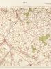 Ath 1 : 40.000 Sonderausgabe VII 1941 Nur für Dienstgebrauch. Belgien Blatt Nr 38  [ German military map - Bouillon, Belgique (Belgien - Belgium) ] . ...
