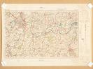 Gand 1 : 40.000 Sonderausgabe VII 1941 Nur für Dienstgebrauch. Belgien Blatt Nr 22  [ German military map - Gand (Gent), Belgique (Belgien - Belgium) ...