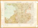 Zwolle-Enschede. Bl. 3 Chromo-Typografische Kaart van het Koninkrijk der Nederelanden 1 : 200.000 Sonderausgabe ! Nur für Dienstgebrauch ! [ German ...