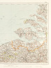 Gent. Ubersichskarte von Mitteleuropa 1 : 300.000 [ German military map - Nederlands and Belgium : Gand - Gent Nord See ] . Collectif