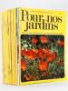 Pour nos Jardins. Bulletin Société d'Horticulture et des Jardins Populaires de France (53 numéros du n° 1 de mars 1970 au n° 55 de mai 1979 - Manquent ...