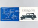 Peugeot 1933. Voitures de Tourisme.. PEUGEOT