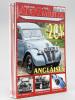 Automobilia. La Revue de l'histoire automobile (Lot de 6 numéros suivis du n° 97 au n° 102) N° 97 janvier-février-mars 2010 ; 98 : Avril-mai-juin 2010 ...