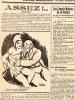 L'Assiette au Beurre. Numéro 1 (Nouvelle Série) Avril 1934. Collectif