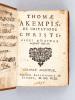 Thomae A Kempis, De Imitatione Christi Libri Quatuor.. [ KEMPIS, Thomas A ]