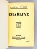Charline [ Livre dédicacé par l'auteur ]. MARTIAL-PIECHAUD