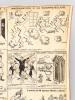 Recueil de coupures de presse d'époque : la Seconde Guerre Mondiale vue au jour le jour par un français à travers les journaux de l'époque ! . Anonyme ...