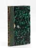 Mes Loisirs. Pâquerette - Au village - Poésies diverses - Contes et Fables - Chansons [ Edition originale - Livre dédicacé par l'auteur ]. SARRANS, ...