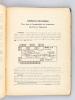 Comptabilité simplifiée des Substances vénéneuses inscrites au Tableau B (loi du 12 juillet 1916 - décret du 14 septembre 1916). Registre divisé en ...
