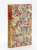 Pages retrouvées [ Edition originale ]. GONCOURT, Edmond et Jules de