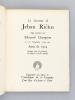 Le Souvenir de Jehan Rictus. Eloge prononcé par Edouard Champion le 17 Novembre 1933 aux Amis de 1914 [ Edition originale ]. CHAMPION, Edouard