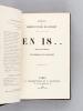 En 18... GONCOURT, Edmond et Jules de