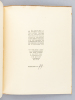 Gascogne. Types et Coutumes. [ Edition originale - Livre dédicacé par l'auteur ]. ESCHOLIER, Raymond
