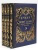 L'Amour et l'Esprit Gaulois à travers l'Histoire, du XVe au XXe siècle (4 Tomes - Complet) . Collectif ; HARAUCOURT, Edmond