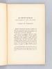 Le Droit romain d'exposition des Enfants et le Gnomon de l'Idiologue [ Edition originale - Livre dédicacé par l'auteur ]. CARCOPINO, Jérôme