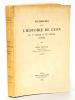 Recherches sur l'Histoire de Lyon du Vme siècle au IXe siècle (450-800) [ Edition originale ]. COVILLE, Alfred