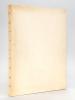 Bestiaire. Avec 14 eaux-fortes de Pedro Zamorano de Biedma [ Edition originale ]. KERDYK, René ; ZAMORANO DE BIEDMA ; FARGUE, Léon-Paul