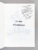 Face à César. Le dernier bastion gaulois. A-t-on retrouvé Uxellodunum ? [ Edition originale - Livre dédicacé par l'auteur ]. ITARD, Eloi ; NOCHE, ...