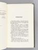 Précis de l'Histoire Militaire de l'Antiquité. Introduction au cours d'Histoire Militaire professé à l'Ecole de guerre de Belgique. RENARD, B.