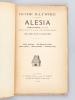 Guide illustré du visiteur à Alesia, Alise-Ste-Reine, Côte d'or [ Edition originale ] (Chemin de fer P.L.M. gare : Les Laumes - Alesia) avec carte, ...