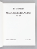 Le mobilier Malain - Mediolanum 1968-1978. Collectif