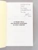 Le régime fiscal des sociétés étrangères en droit comparé [ Livre dédicacé par l'auteur ]. SANTINI, André