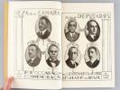 Livro do Centenario da Camara dos Deputados (1826-1926) [ Brasil - Brazil - Brésil ]. Collectif ; AAVV ; CHUAHY, Deputado Eduardo
