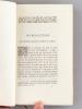 Oraisons Funèbres publiées avec une introduction et des notes historiques et bibliographiques par Armand Gasté. BOSSUET