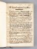 La Création (2 Tomes - Complet) [ Remarquable exemplaire interfolié et commenté par Ed. Hering, pharmacien à Barr, Bas-Rhin, en 1889 ] [ Edition ...