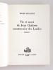 Vie et mort de Jean Chalosse, moutonnier des Landes [ Livre dédicacé par l'auteur ]. BOUSSINOT, Roger
