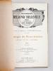 Automobiles Delaunay-Belleville. Paris - Nice - Biarritz. Catalogue de Pièces de rechange 1912. Catalogue des Pièces détachées Voiture 15-20 HP, 6 ...