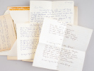 The healing influence of Active Imagination in a Specific Case of Neurosis [ Unique and exceptional copy with autograph manuscripts and 12 original ...